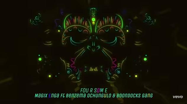 Magix Enga Ft. Benzema Ochungulo, Boondocks Gang – Foursome mp3 download
