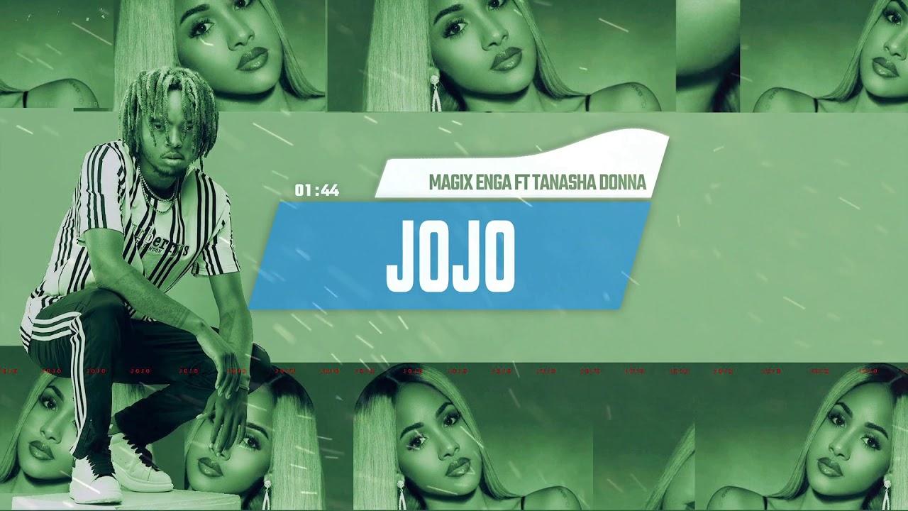 Magix Enga Ft. Tanasha Donna – Jojo mp3 download