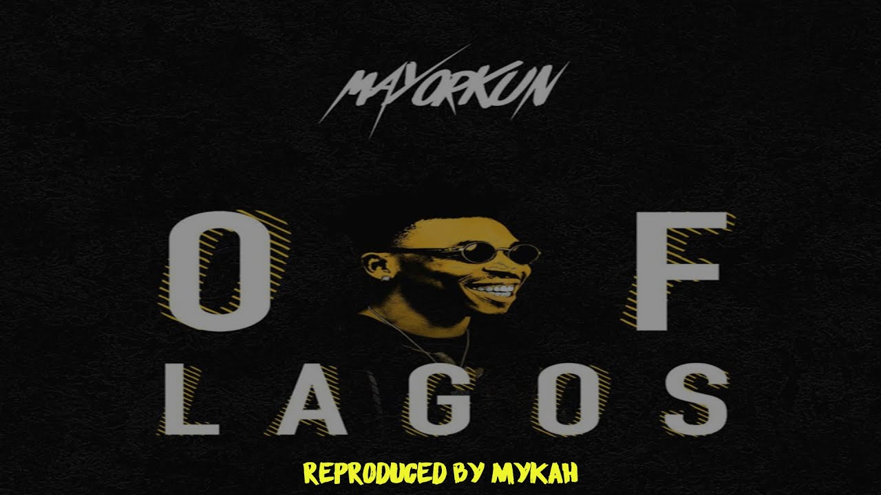 Mayorkun – Of Lagos (Instrumental) mp3 download