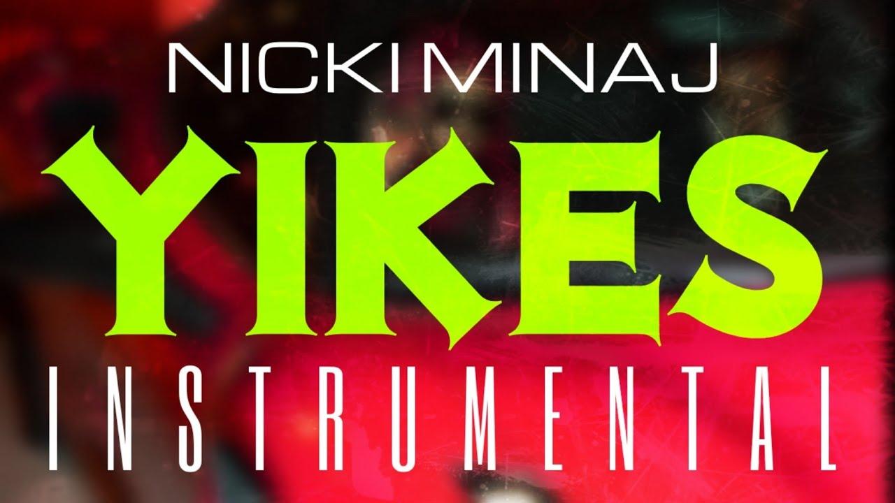 Nicki Minaj – Yikes (Instrumental) mp3 download
