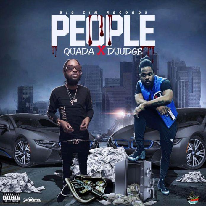 Quada – People Ft. D'Judge mp3 download