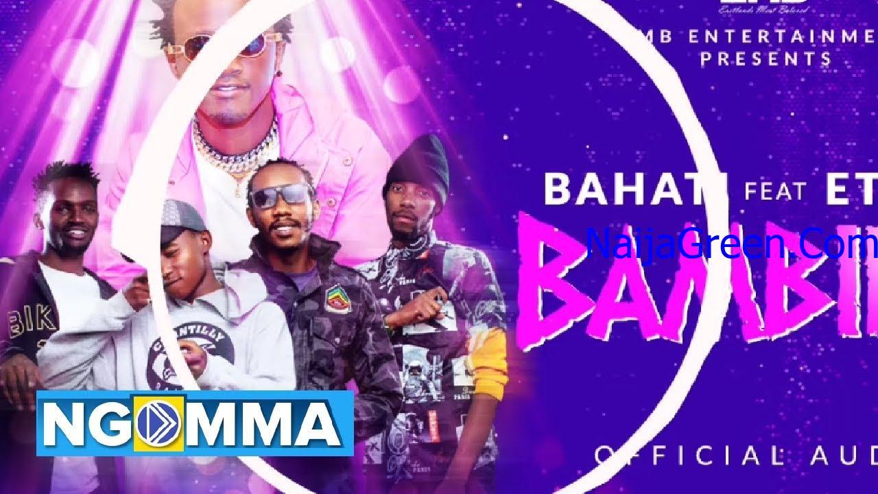Bahati Ft. Ethic Entertainment - Bambika