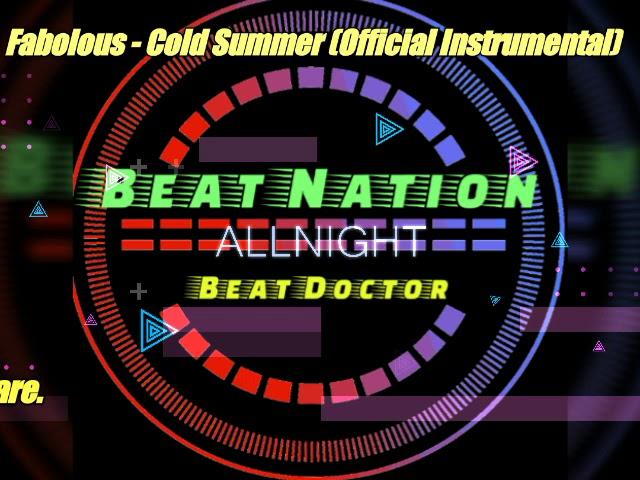 Fabolous – Cold Summer (Instrumental) mp3 download