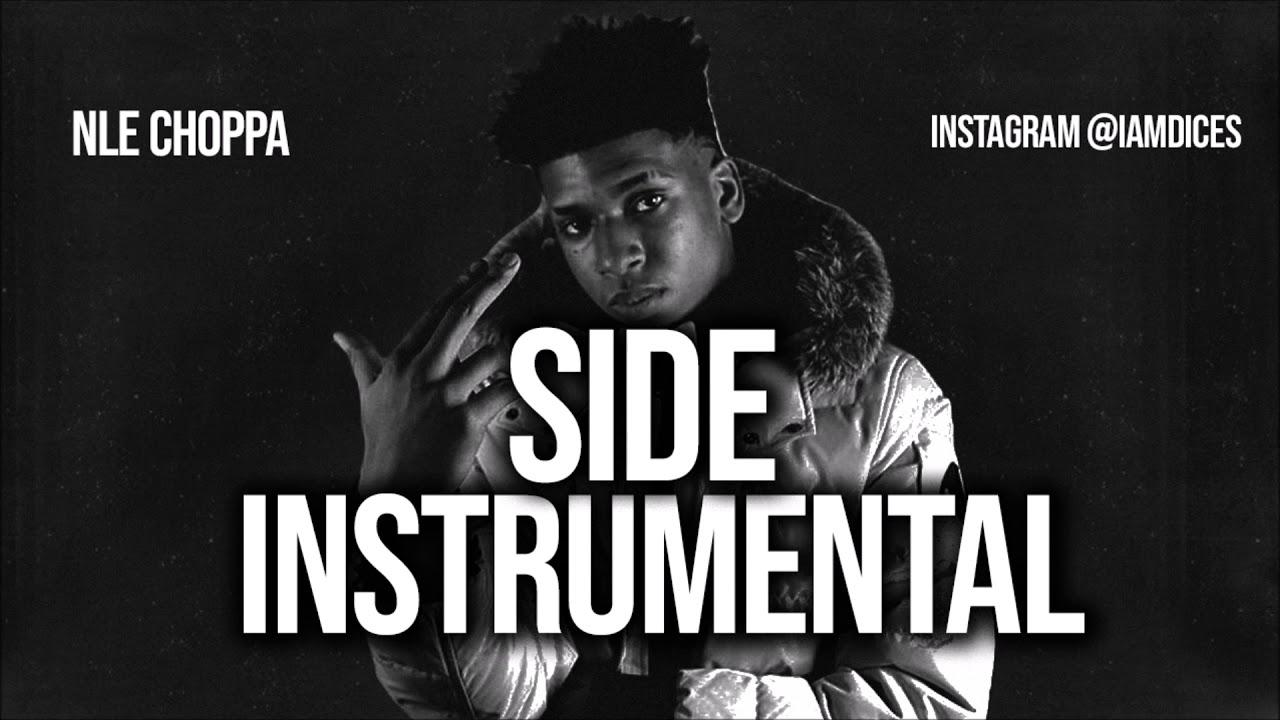 NLE Choppa – Side (Instrumental) mp3 download