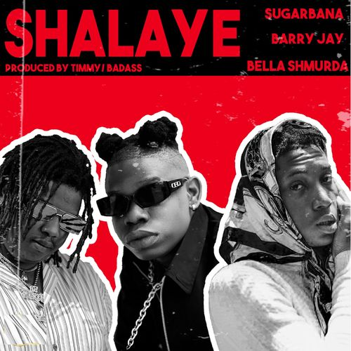 Sugarbana – Shalaye Ft. Barry Jhay, Bella Shmurda mp3 download
