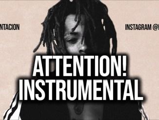 XXXTentacion – Attention! (Instrumental)