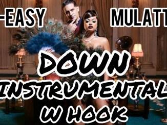 G-Eazy – Down (Instrumental)