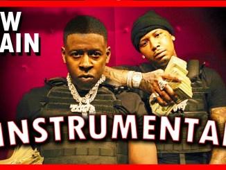 Moneybagg Yo, Blac Youngsta Ft. Yo Gotti – New Chain (Instrumental)