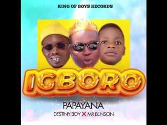 Papayana – Igboro Ft. Destiny Boy, Mr Benson