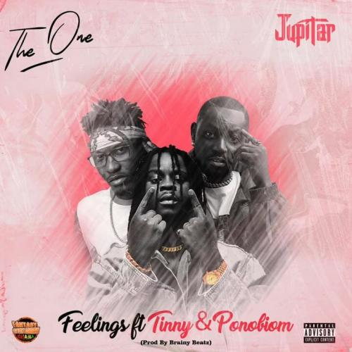 Jupitar – Feelings Ft. Yaa Pono, Tinny mp3 download