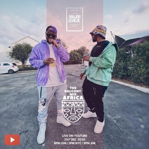 Major League & Semi Tee – Amapiano Live Balcony Mix Africa B2B (S2 EP 11) mp3 download