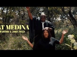 Pat Medina Ft. Zanda Zakuza, Mr Brown – Morena