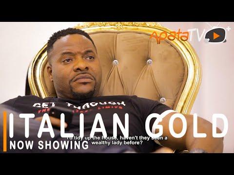 Movie  Italian Gold Latest Yoruba Movie 2021 Drama mp4 & 3gp download