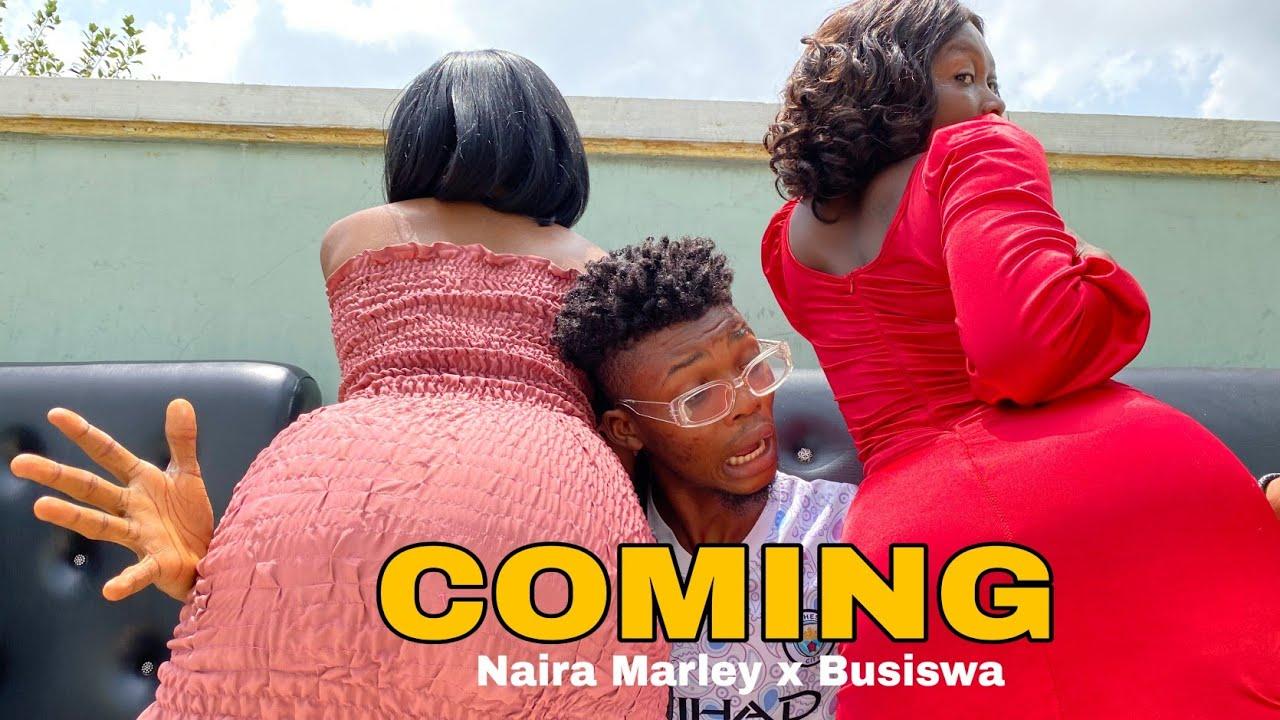 Naira Marley Ft. Busiswa – Coming mp3 download