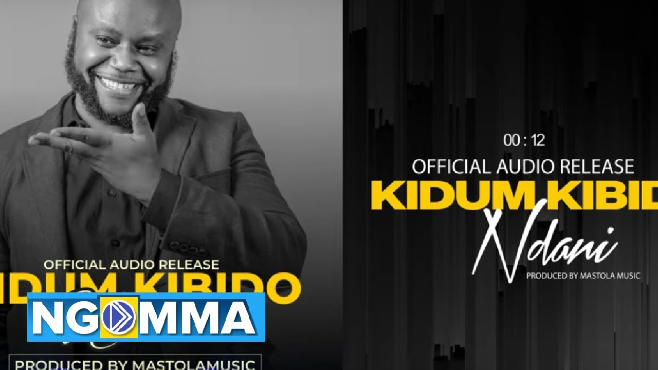 Kidum – Ndani mp3 download