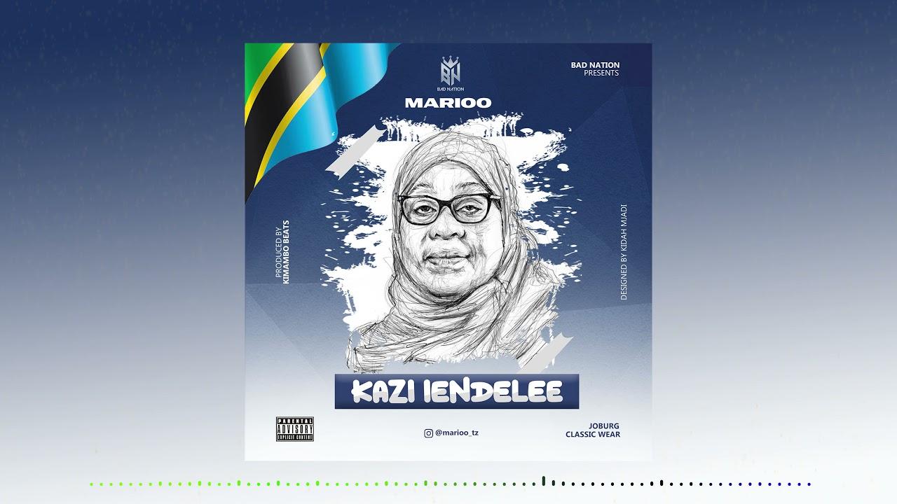 Marioo – Kazi Lendelee mp3 download
