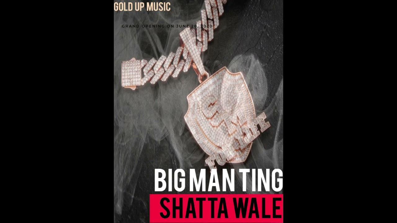 Shatta Wale – Big Man Ting (BMT) mp3 download