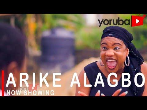 Movie  Arike Alagbo Latest Yoruba Movie 2021 Drama mp4 & 3gp download