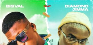 Bigval Ft. Diamond Jimma – Burst mp3 download