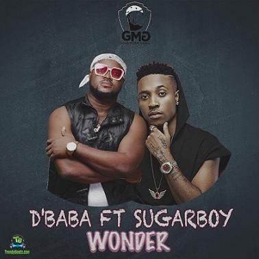 D'Baba Ft. SugarBoy – Wonder mp3 download