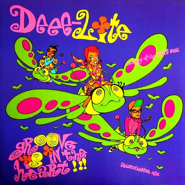 Deee-Lite - Groove Is In The Heart mp3 download