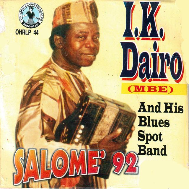 I.K. Dairo - Salome mp3 download