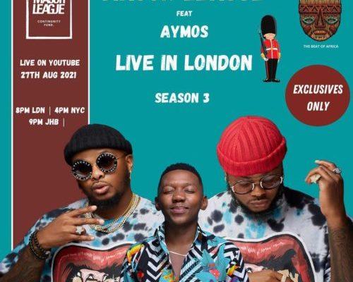 Major League & Aymos – Amapiano Live Balcony Mix B2B (S3EP7) mp3 download