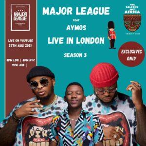 Major League DJz & Aymos – Amapiano Balcony Mix (S3 EP 7) mp3 download