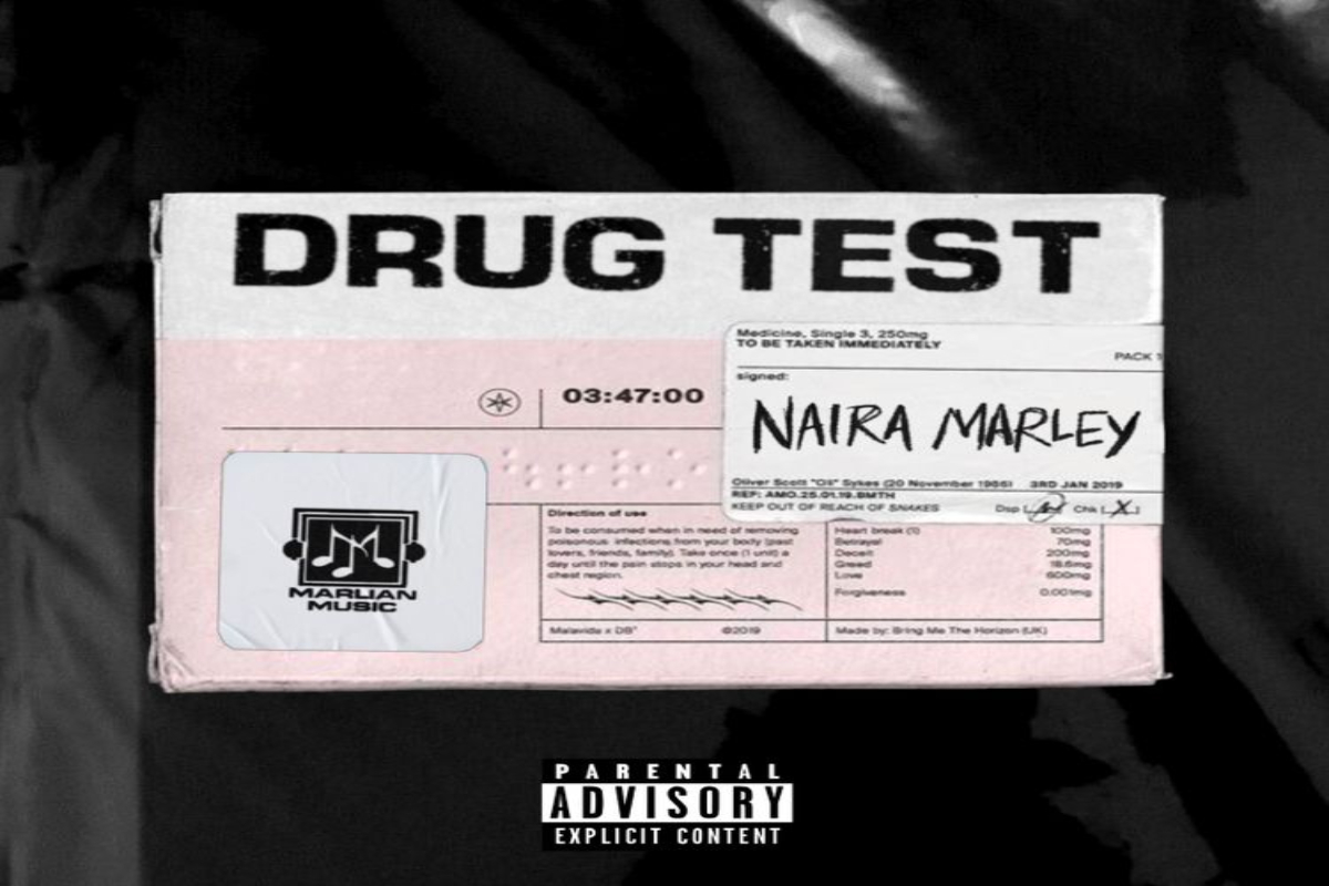 Naira Marley – Drug Test mp3 download