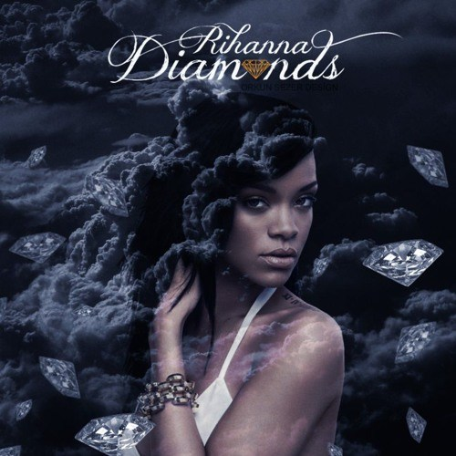 Rihanna - Diamonds + Remix Ft. Kanye West mp3 download