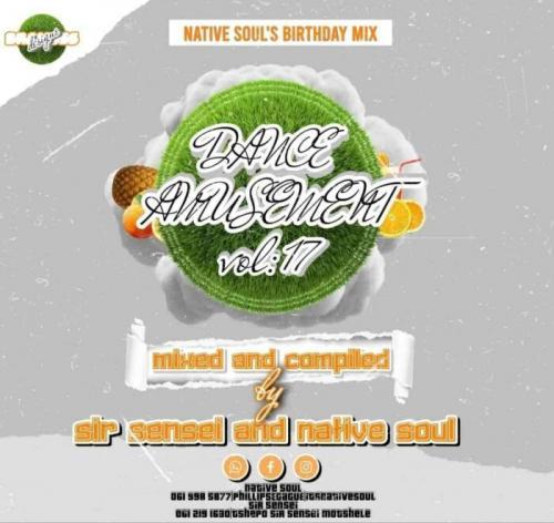 Sir Sensei & Native Soul – Dance Amusement Vol. 17 (Birthday Mix) mp3 download