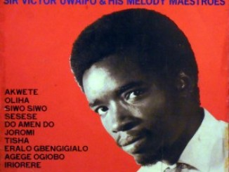 Sir Victor Uwaifo & His Melody Maestroes – Uwaifo Big Sound (1969)