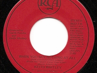 Various Artists – When You Say Nothing at All