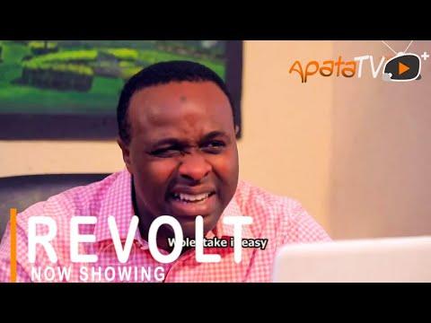 Movie  Revolt Latest Yoruba Movie 2021 Drama mp4 & 3gp download