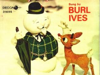 Burl Ives – A Holly Jolly Christmas