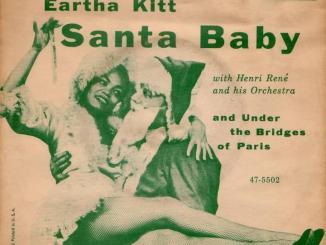 Eartha Kitt – Santa Baby
