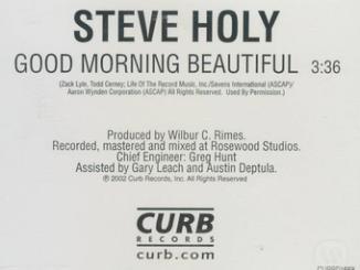 Steve Holy – Good Morning Beautiful