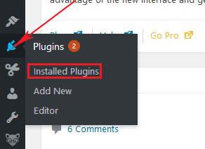 activating FTP uploaded plugin via wordpress dashboard