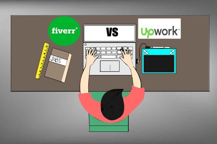 Fiverr vs Upwork: Freelance comparisons