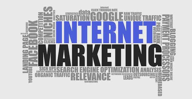 Internet Marketing in several categories