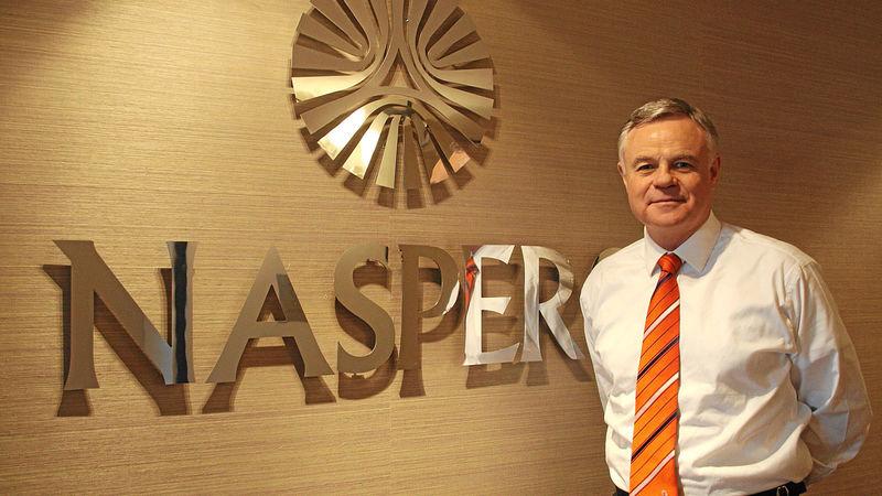 Koos Becker: Nasper