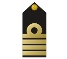 Captain badge/insignia