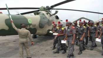 Nigerian Air Force Direct Short Service Recruitment 2019