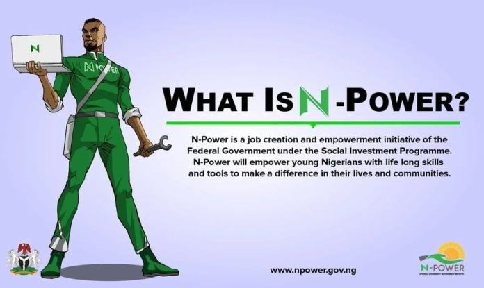 NPower application requirements