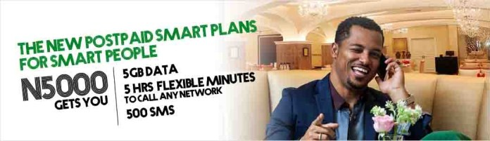 Glo postpaid smart plans for smart people