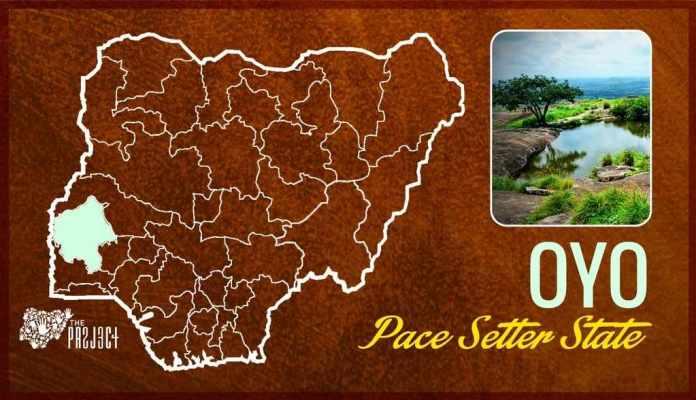 Oyo state postal code