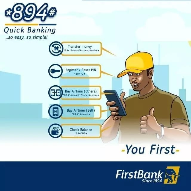 How to Check First Bank Account Balance on Phone