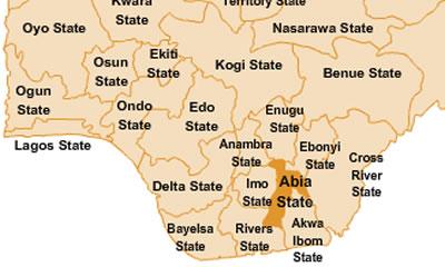Abia state postal code