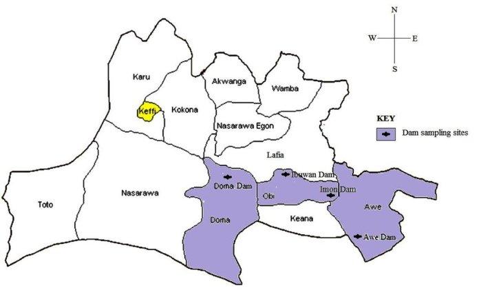 Nasarawa state postal code