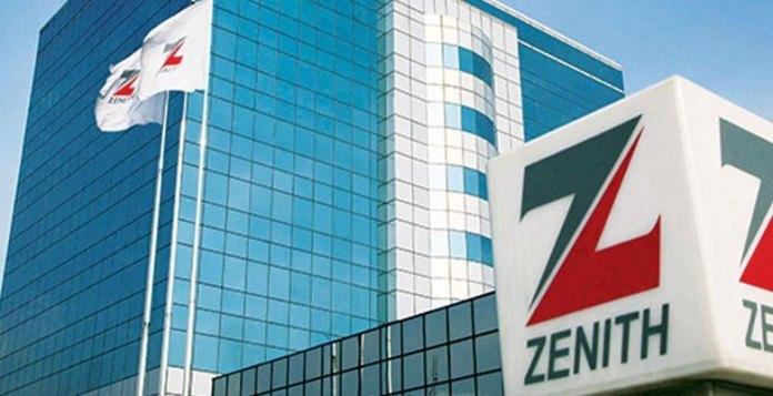 Image of Zenith Bank headquarters